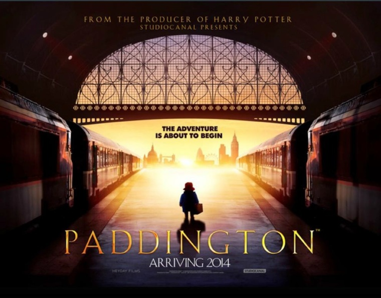 Paddington, the movie