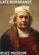 Late Rembrandt, affiche