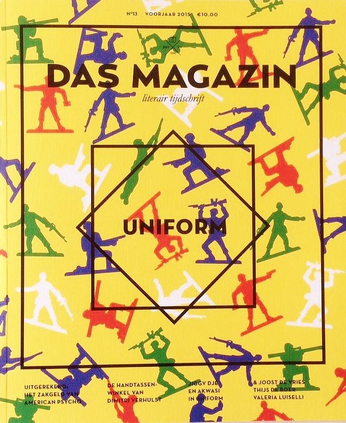 Dag Magazin, voorjaar 2015