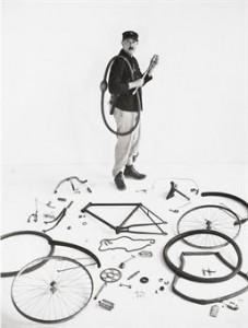 Jacques Tati - Robert Doisneau