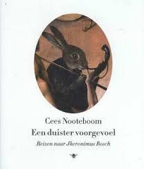 Een duister voorgevoel - Cees Nooteboom