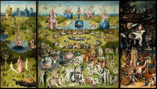De tuin der lusten - Jheronimus Bosch