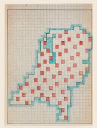 Objectief Nederland, raster