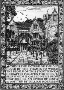 Kelmscott Manor - William Morris